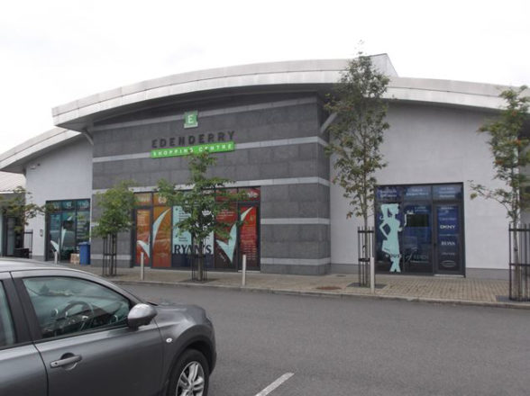 PARKING ASSESSMENT FOR THE EDENDERRY SHOPPING CENTRE