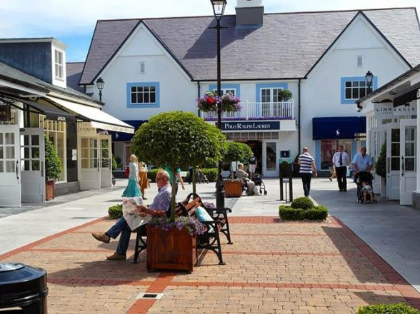 KILDARE TOURIST OUTLET VILLAGE